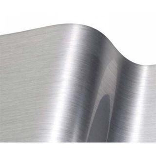 Immagine di RTAPE VINYL EFX DECO 90M cm137x45.7m Matte silver matt bubble free