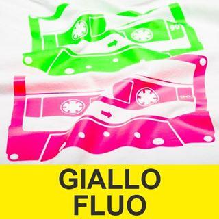 Immagine di B-Flex Fluo 50cmx25M 90my Giallo Fluo