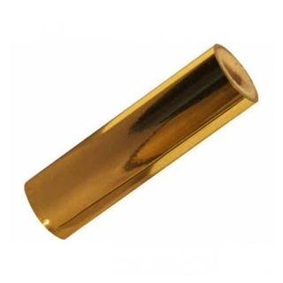 Immagine di Rotolo foglia oro per doratura toner nero
