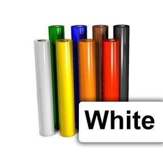 Immagine di VINILE ADESIVO AVERY 700 POLIMERICO WHITE GLOSS CM123X50M