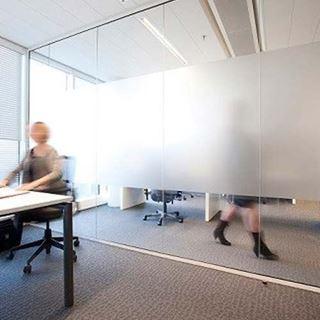 Immagine di Dusted glass matt c.123x50m