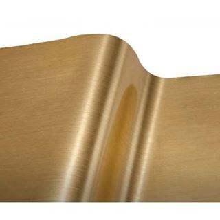 Immagine di RTAPE VINYL EFX DECO 90M CM122X45.7 REMO35G S/T S/M SMOOTH GOLD GLOSS