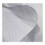Immagine di One Way monomerico bianco opaco perforato rimov. 1370mmx30M