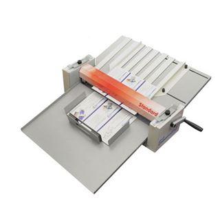 Immagine di MINI STANDARD FEED CP - cordonatore e perforatore con alimentazione manuale