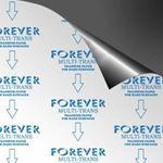 Immagine di Carta transfer A3 metallizzata laser per carta,cartoncino e legno Silver 100f