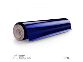 Immagine di PET specchio blu metallizzato 50mic 125x24