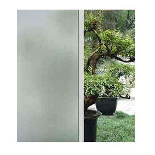 Immagine di Pvc effetto sabbiato metallizzato AIR FREE cristal 75mic 122x50