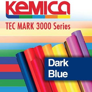 Immagine di TEC MARK 3137 Dark Blue Matt 70mic cm.122x50m