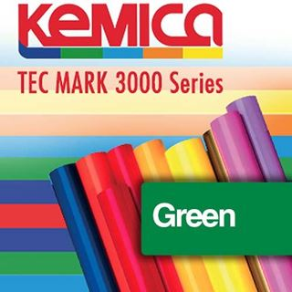 Immagine di TEC MARK 3141 Green Matt 70mic cm.122x50m
