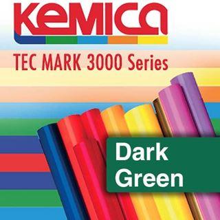 Immagine di TEC MARK 3143 Dark Green Matt 70mic cm.122x50m