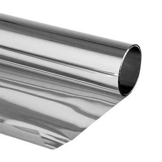 Immagine di PET specchio silver 23mic 100x50