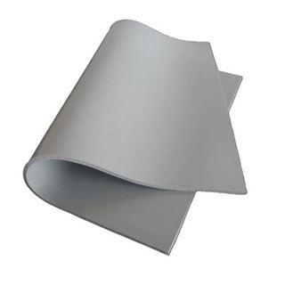 Immagine di Stuoia silicone espanso morbido liscio grigio mm 4,8 32x44