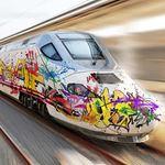 Immagine di Laminazione pet antigraffiti per one way lucida
