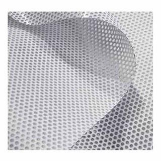 Immagine di Vinile microforato One Way bianco luc.ades. 180my