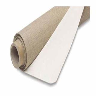 Immagine di Tessuto PET Canvas retro bianco 220gr