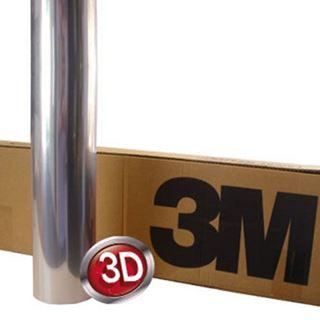 Immagine di 3M IJ 180mC-120 Alluminio Metallizzato 50 µm micro Comply-Controltac - 1,37X50