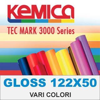 Immagine di TEC MARK GLOSS 70mic - altezza 122cm (vari colori da 10-25-50Mt)
