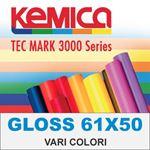 Immagine di TEC MARK GLOSS 70mic - altezza 61cm (vari colori da 10-25-50Mt)