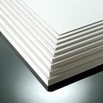 Immagine di Lastra Foamalux Bright White - 3mm - 305x205cm