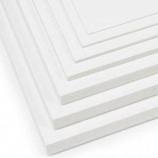 Immagine di Pvc Cellulare Eco Bianco Matt - 5mm - 305x205cm