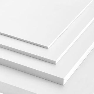 Immagine di Xtra Stratificato Pvc (Piuma) Bianco Matt - 10mm - 305x153cm